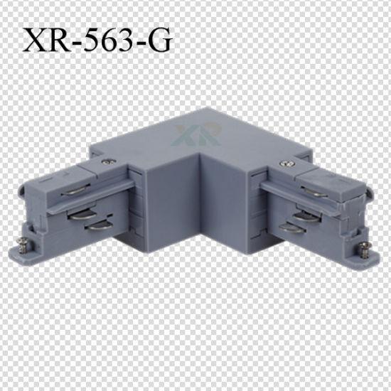 Wholesales 90 Degree Coner Rail Fitting (XR-563)