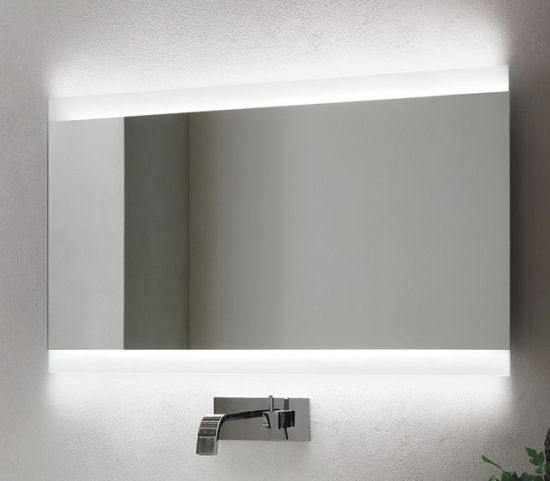 Dubai Style Led Bathroom Light Mirror