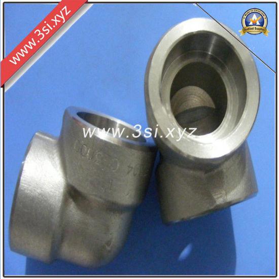 Standard Stainless Steel 90 Degree Socket Welding Elbow (YZF-E502)