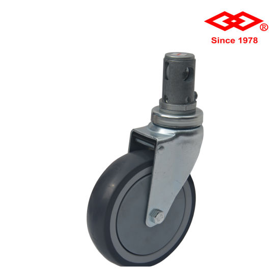 Central Lock Trolley Casters Series