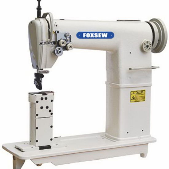 China Double Needle Post Bed Sewing Machine For Shoes China Double Needle Post Bed Sewing Machine Post Bed Sewing Machine