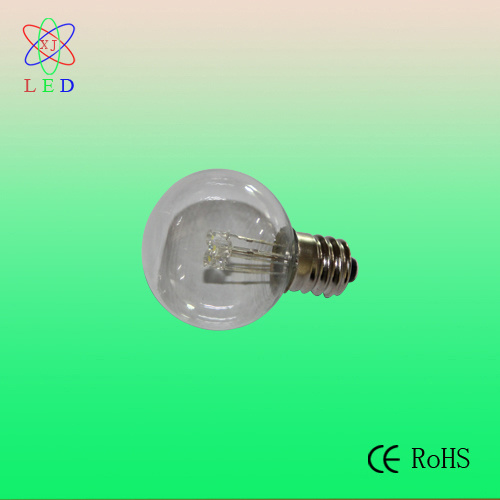 Cheap Price LED G30 Golf Bulb 0.5W for Decoration Lighting Bulbs