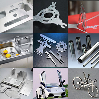 Industrial Laser Cutting Machine Cutting Stainless Steel 1-10mm pictures & photos
