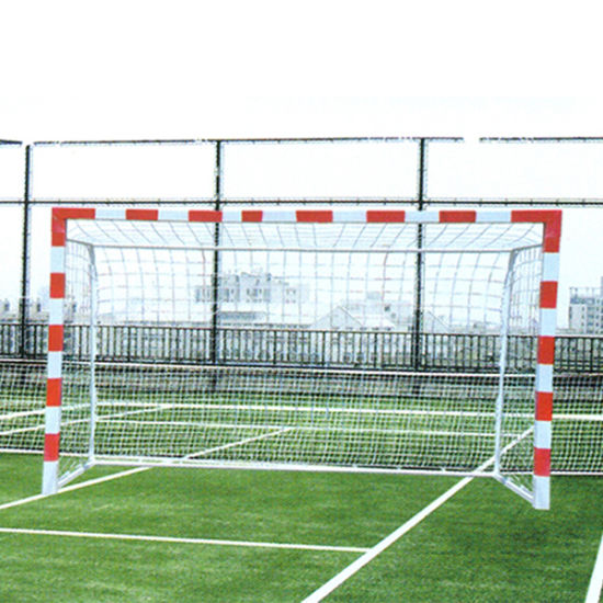 Football Training Equipment 2X3m Indoor Outdoor Metal Steel Handball Soccer  Goals for Sale a8764615c4b7