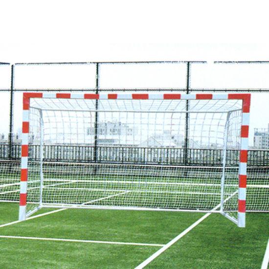 Football Training Equipment 2X3m Indoor Outdoor Metal Steel Handball/Soccer  Goals For Sale