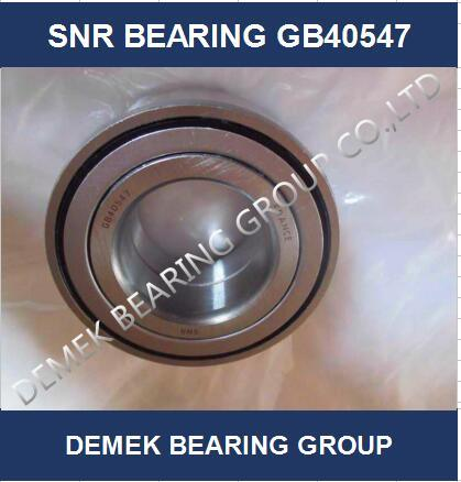 Snr Wheel Hub Bearing GB40547 for Renault pictures & photos