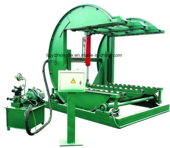 Plywood Hydraulic Turn Over Machine pictures & photos