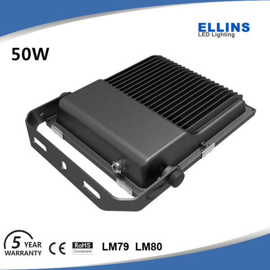 Waterproof IP65 Lumileds SMD3030 50W LED Flood Light pictures & photos