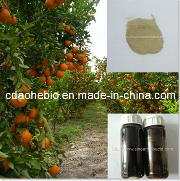 Amino Acid Liquid Fertilizer Organic Fertilizer pictures & photos