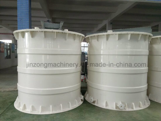 1200L Toilet Cleaner Plastic Blending Tank pictures & photos