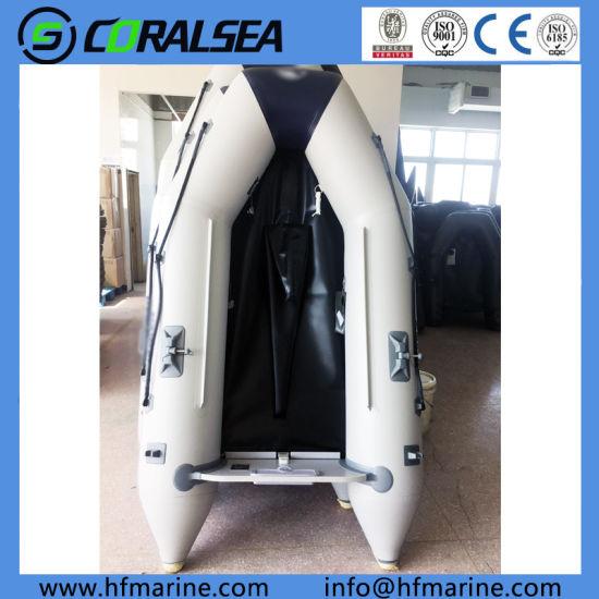China 3 2m PVC/Hypalon Inflatable Fishing Boat Hsm320