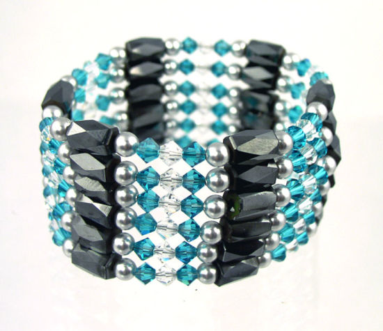 2017 New Wrap Therapy Magnet Bracelet