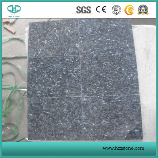 Blue Pearl Granite Tile for Flooring and Wall Cladding pictures & photos