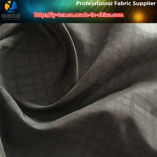 New! Polyester Fabric with Printed and Sanded Finishing for Coat (LY-R0094M) pictures & photos