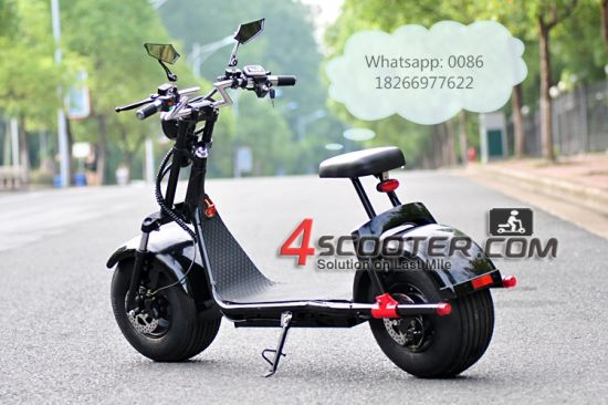 European Warehouse Stock 2000W Electric Scooter Citycoco with EEC