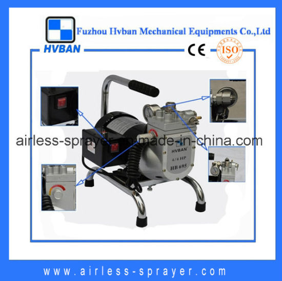 Hb1195 Airless Painting Sprayer