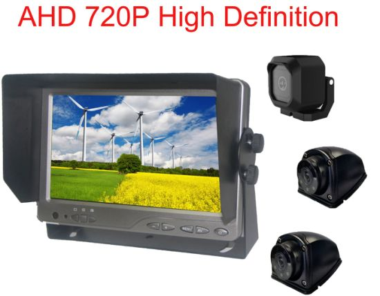 7inch Ahd 720p Backup Rearview Camera for Car pictures & photos