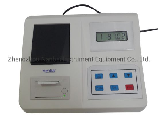 Soil Testing Laboratory Equipment Soil Nutrient Tester pictures & photos