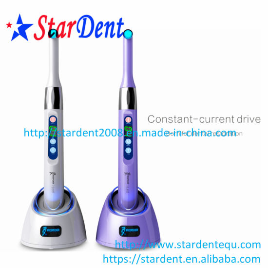 Dental Light Cure Woodpecker Iled Curing Light pictures & photos