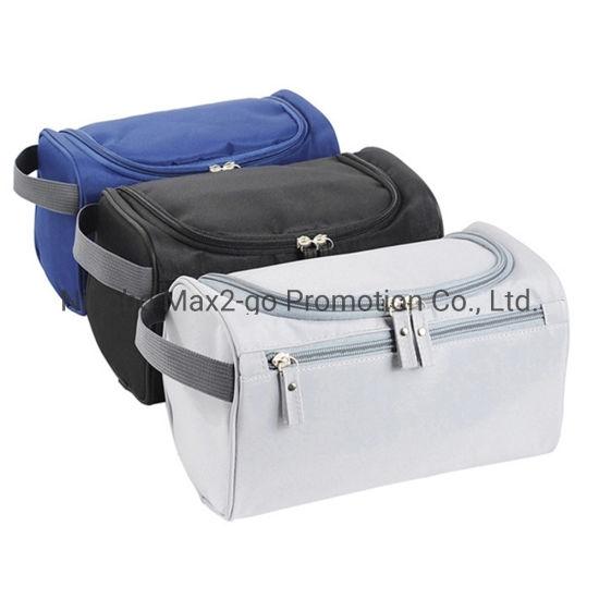 Wholesale Hanging Toiletry Bag Nylon Waterproof Makeup Bag