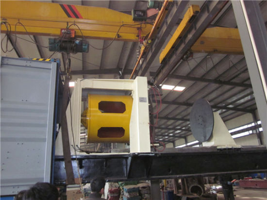 Automatic Griddel Filter Wedged Screen Tube Welding Machine pictures & photos