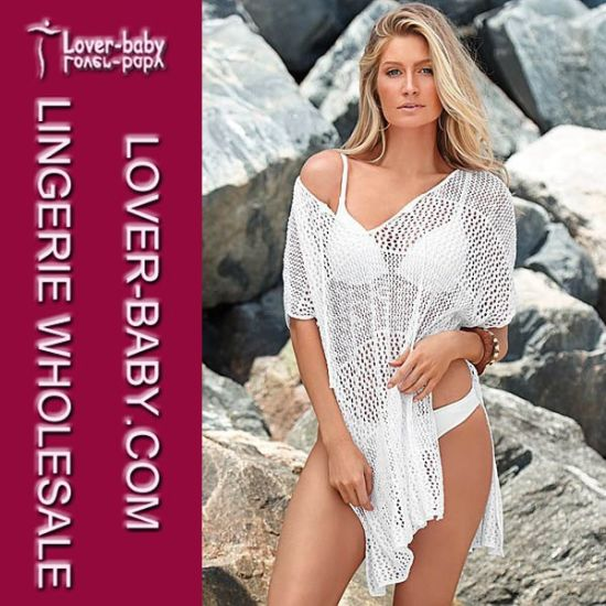 2016 Beach Swimsuit Cover up Beachwear (L38319) pictures & photos