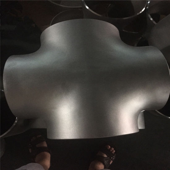 Seamless Bw Carbon Stainless Steel Cross Tee Pipe Fitting