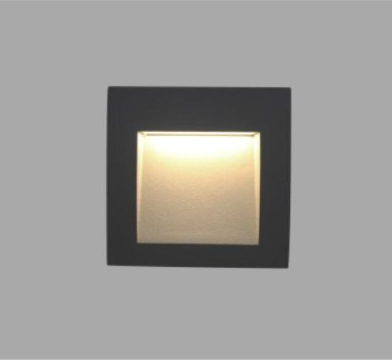 IP65 1W LED Wall Recessed Light pictures & photos