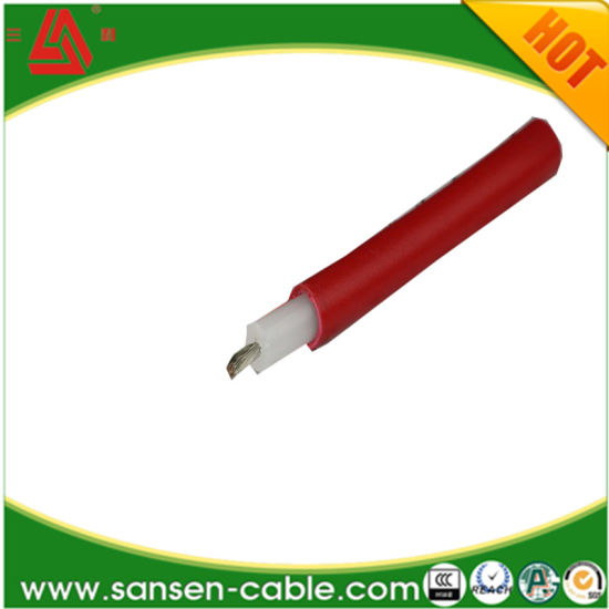 Automotive Cable Stranded Copper PVC Insulated PVC Sheath Auto Interior Cable pictures & photos