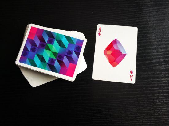 Casino Poker Playing Cards for Gambling (WM-201)
