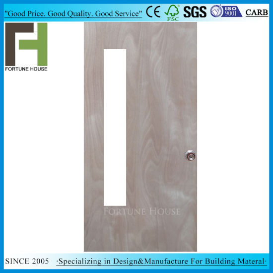China Factory Supply Rock Bottom Price Flush Plywood Door Leaf