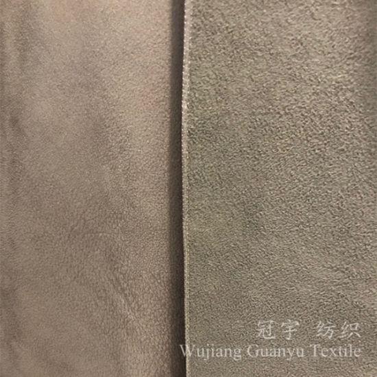China Home Textile Sofa Fabric 100