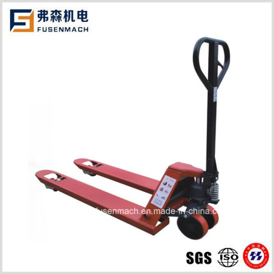 Hydraulic Hand Pallet Truck with 2000kg Capacity