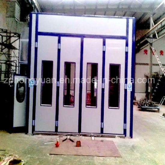 Ce Approved Paint Booth Truck Bus Spray Booth