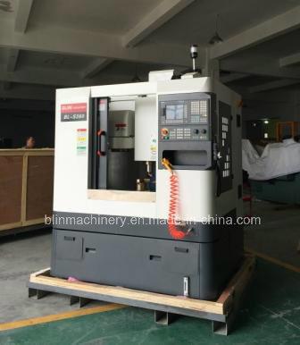China Small Size Vmc Machine, CNC Machining Center