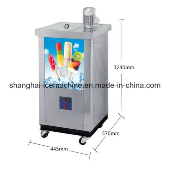 China 2018 Hot Sell Popsicle Machine 4 Mold, Popsicle Machine 6 Mold