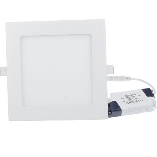 High Quality 12watt LED Panel Lamp with Ce RoHS Certification, 6W 9W 12W 15W 18W 20W pictures & photos