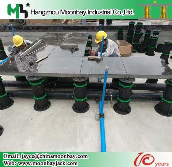 China Concrete Tile Pedestal Solution