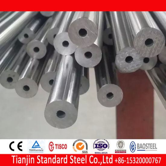 "JIS SUS 321 Stainless Steel Tube 2"" pictures & photos"