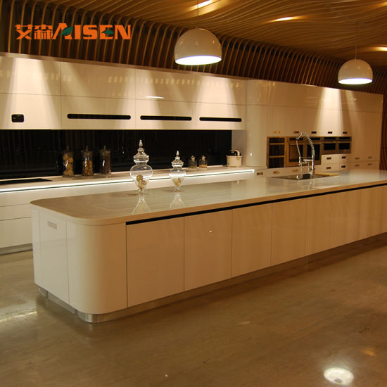 Kitchen Cabinet With Bar Counter China Ready to Assemble Furniture Sample Modern Small Kitchen Bar