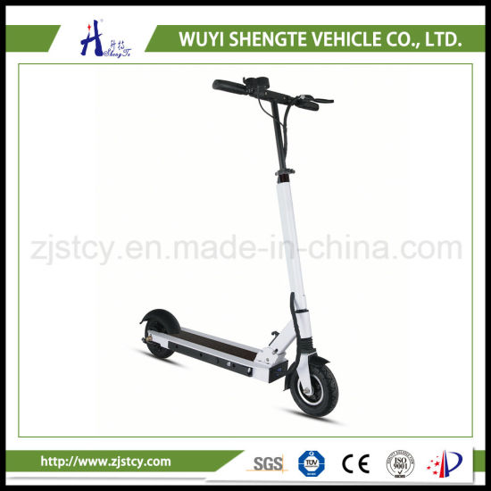 2016 Hot Sale Low Price 2 Wheels Fold E-Scooter pictures & photos