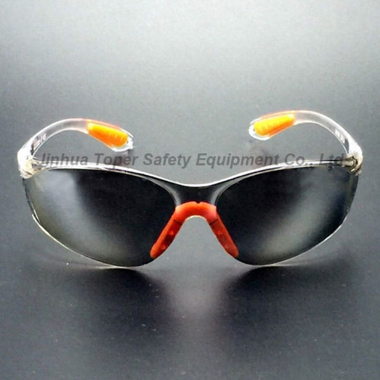 Anti-UV Indoor Outdoor Lens Safety Glasses Nose Pads (SG102) pictures & photos