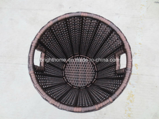 Rattan Wicker Towel Basket Hotel Supplies Storage Basket pictures & photos