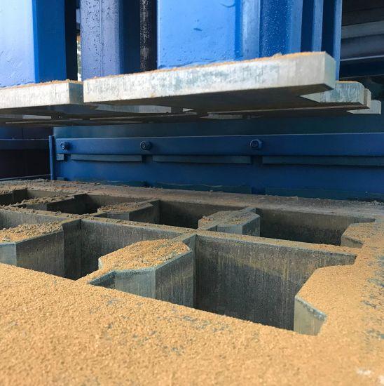 China Cheap Concrete Block Making Machine Concrete Block Size Small