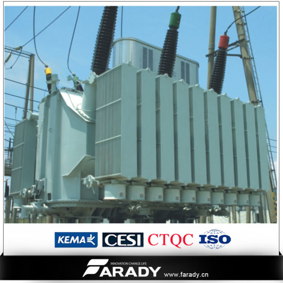 New Energy Transformer 33kv to 11kv for Three Phase Solar System pictures & photos