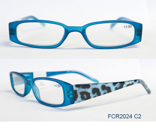 Hot Selling Pin Hinge Promotion Reading Glasses (FCR2024) pictures & photos