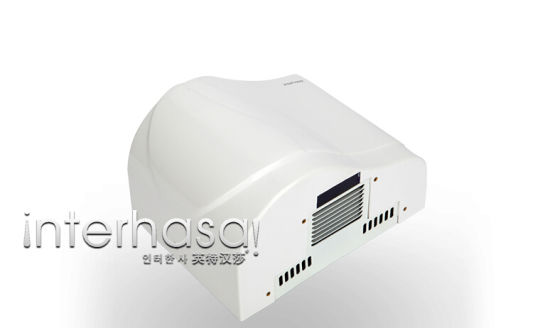 New White Popular in Public Places Automatic Toilet Portable Hand Dryer pictures & photos