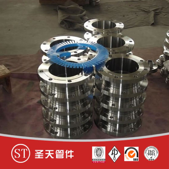 Welding Neck Flange (ANSI B16.5) pictures & photos