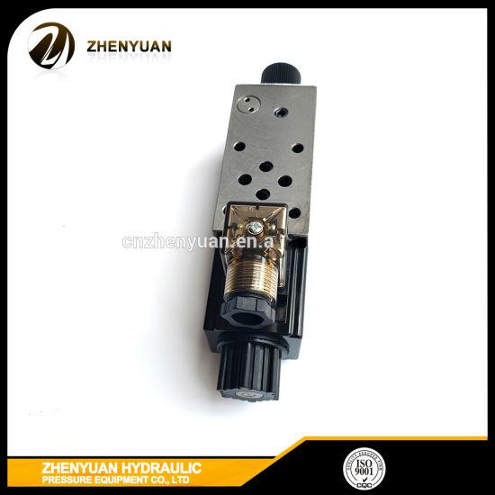 Manufacturer Supplier Electromagnetic Control Valve Fkc-G4-02b
