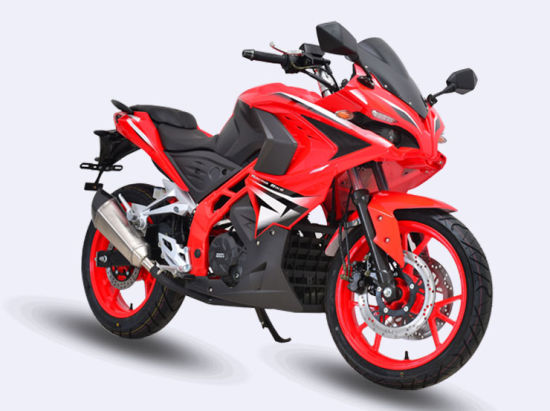 Flash Street Cruiser Racing Motorcycle 150cc, 200cc pictures & photos